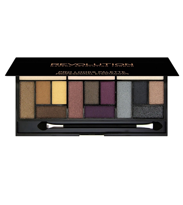 cb603b51889b Makeup Revolution Pro Looks Palette Big Love 5029066040503 pour Noël